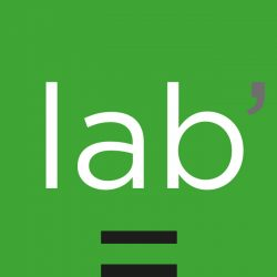 Logo passiv'Lab par Passiv'Home